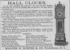 Tubular Chimes Grandfather Clocks by Walter Durfee