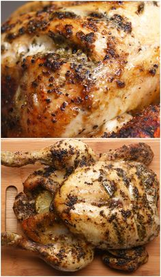 Thai Green Roast Chicken