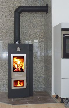Walltherm - the Woodstove