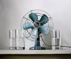 antique fan