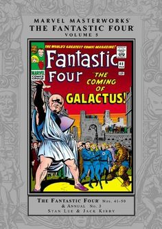 Fantastic Four, Vol. 5 (Marvel Masterworks) by Stan Lee, http://www.amazon.com/dp/0785150587/ref=cm_sw_r_pi_dp_V1ZYqb1J7HA54
