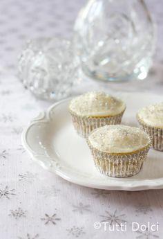 Winter White Cupcakes @Laura | Tutti Dolci
