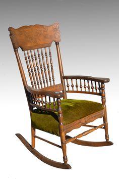 vintage furniture Maine