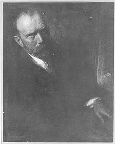 1901. Carl MARR, Edward J. Steichen  (American (born Luxembourg), Bivange 1879–1973 West Redding, Connecticut) Medium: Direct carbon print Dimensions: 20.2 x 15.5 cm. (7 15/16 x 6 1/8 in.)