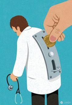 沒有讚就沒有自我?19 張令你反思的諷刺插畫 - JUKSY 線上流行生活雜誌