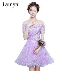 Lamya Customizabl...    http://after5formals.online/products/lamya-customizable-short-a-line-lace-prom-dresses-with-appliques-2017-special-occasion-dress-party-homecoming-dresses?utm_campaign=social_autopilot&utm_source=pin&utm_medium=pin  We Ship Globally!