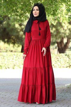 Street Hijab Fashion, Abaya Fashion, Modest Fashion, Fashion Dresses, Modest Wear, Modest Dresses, Moslem Fashion, Modele Hijab, Muslim Women Fashion