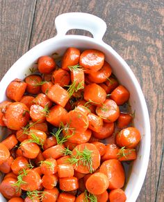 Looking for a side dish to impress your family with a new holiday side dish? Look no further! Here is an amazing recipe for Bourbon Maple-Glazed Carrots that is sure to be a hit! Ingredients: ¾ Cup Bourbon or Whiskey ½ Cup Butter ¼ Cup Maple Syrup ¼ Cup Brown Sugar 2 Tsp Chopped Dill 1 …