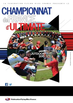 Affiche Ultimate Outdoor FFDF 2015