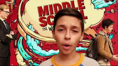 Film Review: Middle School - The Worst Years of My Life by KIDS FIRST! Film Critic Ryan R. #KIDSFIRST! #MiddleSchoolTheWorstYearsofmyLife