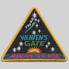 HEAVEN'S GATE PATCH
