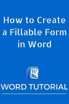 In this post, we show you how to create a fillable form in Word 2010 so that you can use it to collect feedback from clients and customers.