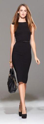 little black dress business stylization - Szukaj w Google