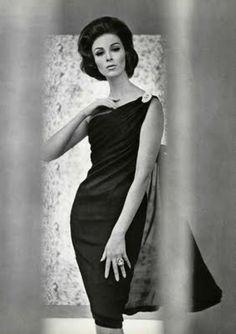 Simply gorgeous. Wilhelmina Cooper, 1950sMuse