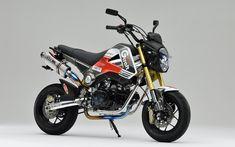 Honda Grom by GCraft