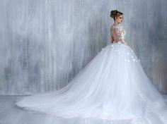TONY CHAAYA 2016 BRIDAL | Princess wedding dresses www.elegantwedding.ca