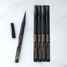 This is the waterproof eyeliner that you've been waiting for!Shown: Eye Tech Extreme Liquid Eyeliner