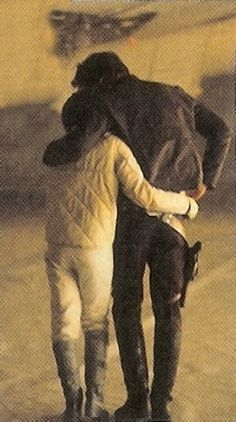 I love you... I know. Behind the scenes photo featuring Han Solo and Princess Leia from Star Wars The Empire Strikes Back