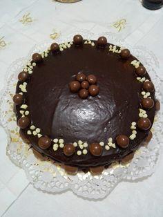 Torta al cioccolato e mascarpone