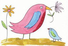 ilustración de Jane Eccles