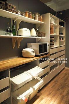 こう愉しみたい♪新しいIKEAキッチンMETOD_レポvol.2 | いいひブログ - いいひ住まいの設計舎