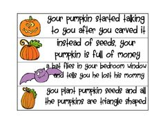 Fall Story Starters from 4th Grade Frolics on TeachersNotebook.com -  (2 pages) FREEBIE