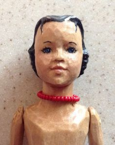 Hitty Carved by Janet Cordell | eBay