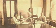 Image result for 1920s  business desk
