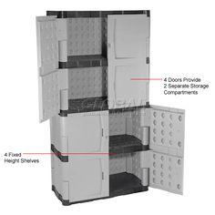 24 Best Plastic Storage Cabinets Images Plastic Storage Cabinets