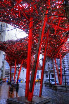 Architecture insolite, Bruxelles