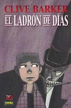 El ladrón de días es la adaptación al cómic de la novela. Encantó en los grupos de 1º; por su historia, sus dibujos y de lo que se habla más allá de sus páginas.