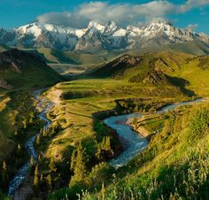Kirgizia, Central Asia - Dark Roasted Blend
