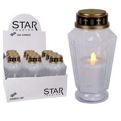 #Aussen- & Gartenleuchten #Star Trading #68-99-60   Star Trading 68-99-60 Dekorative Beleuchtung  Transparent Outdoor Batterie/Akku LED AA     Hier klicken, um weiterzulesen.
