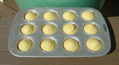 A blog posting about and recipe for corn muffins (plus some variations and a limerick :-)).