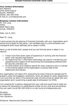 sample resume for financial controller httpwwwresumecareerinfo - Sample Financial Controller Resume