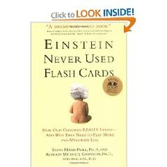 Great book...Einstein Never Used Flash Cards!