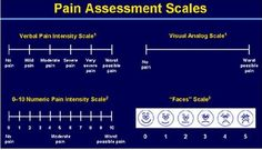 visual analog scales and numeric rating scales are not the same