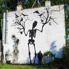 Klaas Van der Linden Artwork
