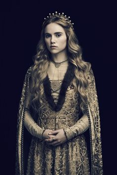 Missing Game of Thrones? The White Princess Is Just the Ticket Vanity Fair is pr. Moda Medieval, Medieval Dress, Medieval Fantasy, Medieval Fair, Renaissance Gown, Medieval Fashion, Medieval Clothing, Vanity Fair, The White Princess Starz
