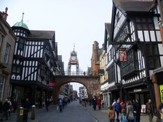 Chester - 1,000 Places to See Before You Die