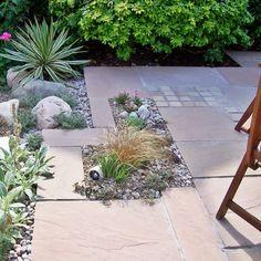 Bradstone, Natural Sandstone Paving Sunset Buff Patio Pack - 15.30 m2 Per Pack - Natural Stone - Paving