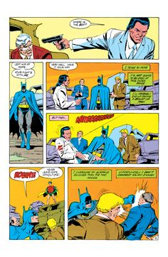 Batman (1940) Issue #425 - Read Batman (1940) Issue #425 comic online in high quality