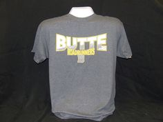 New Butte tee, get it now at the Bookstore!