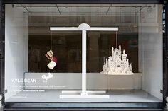 Kyle Bean {LONDON} Selfridges Windows