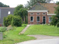 boerderij van het Oldambster type met dwarshuis, Lalleweer bij Termunterzijl