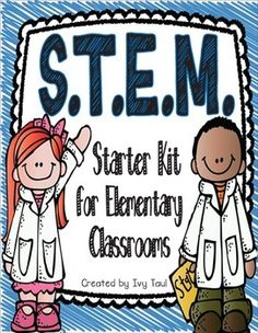 Cycle 2 Week 19-24 Science Projects. Elementary age,  STEM Engineering Starter Kit for Teachers {elementary level}. Pg. 12, 14