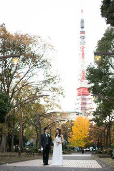 @Tokyo Tower, Shiba-Koen, Tokyo (東京タワー, 芝公園, 東京)