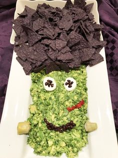Blue Corn Chips, Blue Corn Tortilla Chips, Chunky Guacamole Recipe, Blue Corn Tortillas, Stuffed Jalapeno Peppers, Food Festival, Sour Cream, Avocado Toast