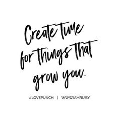 Today's #LovePunch ❤️✨ - Growth is the key to experiencing the life you want. So make sure you're creating time for things that GROW you. - What are you doing to honor your growth today? . . . . . . . . . #leadership #confidence #lifecoach #spiritjunkie #spirituality #success #empowerment #successquotes #thoughtleader #motivation #inspiration #lifeisgood #wisewords #wordsofwisdom #wordstoliveby #realtalk #positivity #positivevibes #love #entrepreneur #ent