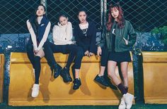 BLACKPINK × Nike × Vogue Korea